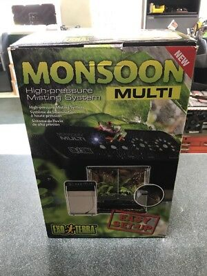 Best Misting system for frogs - Exo Terra Monsoon Multi