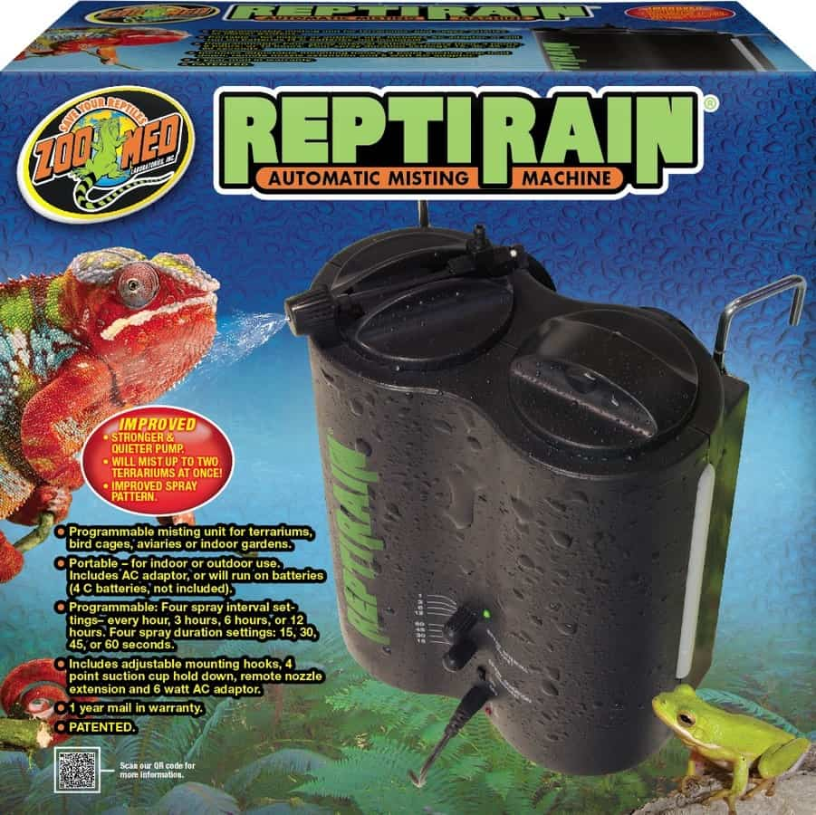 Best Misting system for frogs - Repti Rain